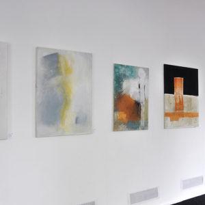 Installationsansicht Kunstraum Eckart, 2020